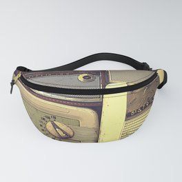 Radio Deluxe Fanny Pack