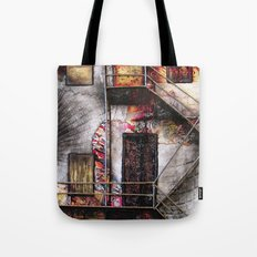 Urban Building Tote Bag