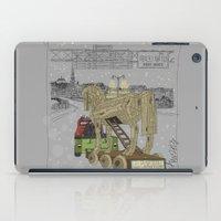 """helen iPad Cases featuring """"Anyone seen Helen??"""" 2013 a.correia by correia creative"""
