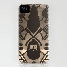 Lumberjack iPhone (4, 4s) Slim Case