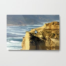 Key Hole Rock #2 Metal Print