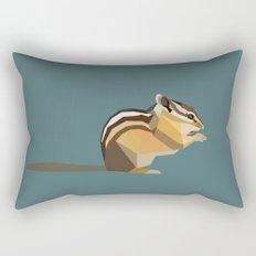 Chipmunk Rectangular Pillow