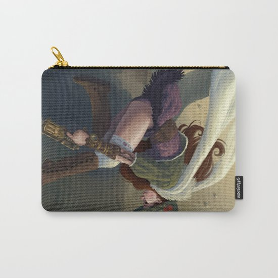 Fire! Carry-All Pouch