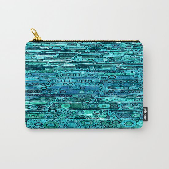 :: Tropical Sea :: Carry-All Pouch