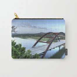 Bridge in Austin, Texas Carry-All Pouch