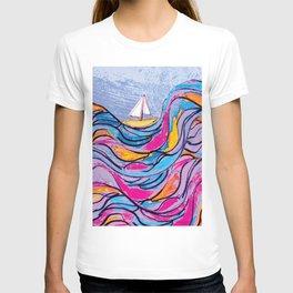 Sailing 3 T-shirt