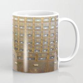 postal Coffee Mug