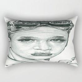 Michael Alig Rectangular Pillow