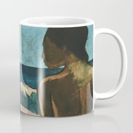 Gauguin Exhibition poster Paris 1960 Coffee Mug