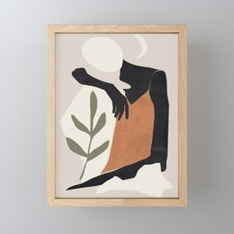 Abstract Art 42 Framed Mini Art Print