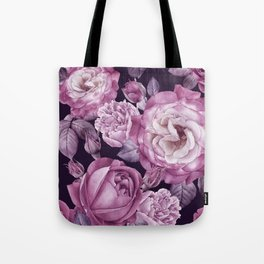 Wildflower rose flower in a watercolor style isolated Full name of the plant rose hulthemia rosa Tote Bag