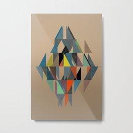 HOEK no.1 Metal Print