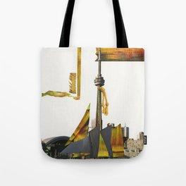 Toronto Waters Tote Bag