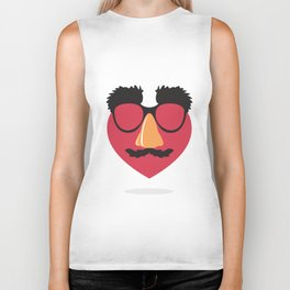 Love in Disguise Biker Tank
