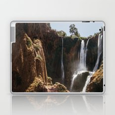 Ouzoud Waterfall Morocco Laptop & iPad Skin