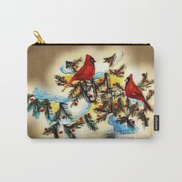 """Cardinals"" Carry-All Pouch"
