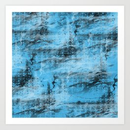 Abstract 160 Art Print