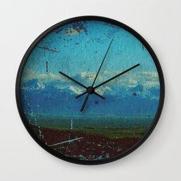 Distressed - II Wall Clock