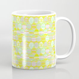 candy color easter egg hunt Coffee Mug
