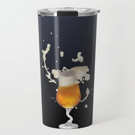 Belgian Beer 4: Splash Travel Mug