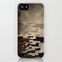 Busy City Where I came from iPhone Case