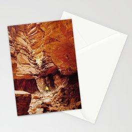 The Stillness Comes Stationery Cards