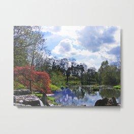 Fiachra Gardens Metal Print