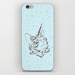 Behold the Wondrous Unicat! iPhone Skin