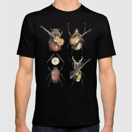 Meet the Beetles (white option) T-shirt