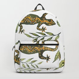 Lady Gecko Backpack