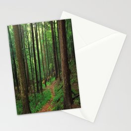 Forest 4 Stationery Cards