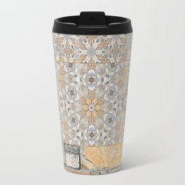 The Alamo Wall Collage 6396 Travel Mug