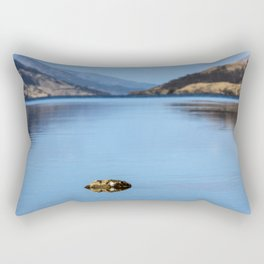 Glenfinnan, Loch Shiel Rectangular Pillow