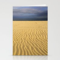 sand Stationery Cards featuring Sand by MyLove4Art