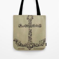 Anchor Management Tote Bag