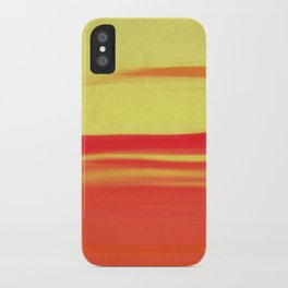 Skies The Limit VII iPhone Case