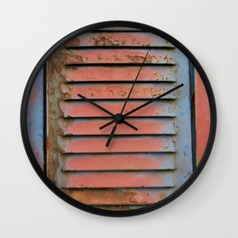 Rugged Wall Clock