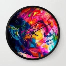 Paul Newman Wall Clock
