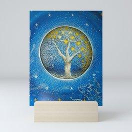 L'arbre de la sagesse Mini Art Print