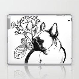 Rosie dog Laptop & iPad Skin