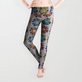 Pop Art Daisys Leggings