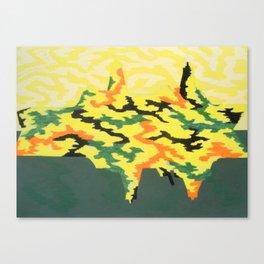 USS New York (2011) Canvas Print
