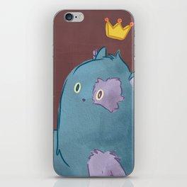 Royal Kitty iPhone Skin