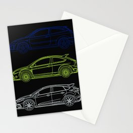 Focus Evolution Stationery Cards