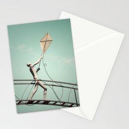 Kite Flyer Stationery Cards