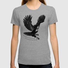 Ariadne Dreamtime Network of Unassuming Psychic Assassins Harpy T-shirt