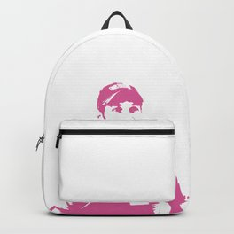 Baskin Robbins Always Finds Out Backpack