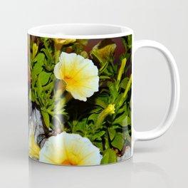 Spring Flowers at Dusk Coffee Mug