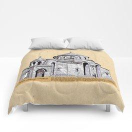 Saint Hripsime Church (Armenia) Comforters