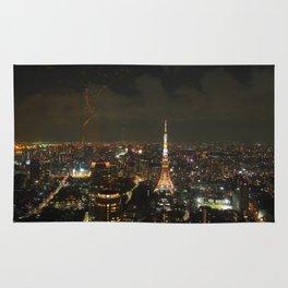 Tokyo Tower Rug